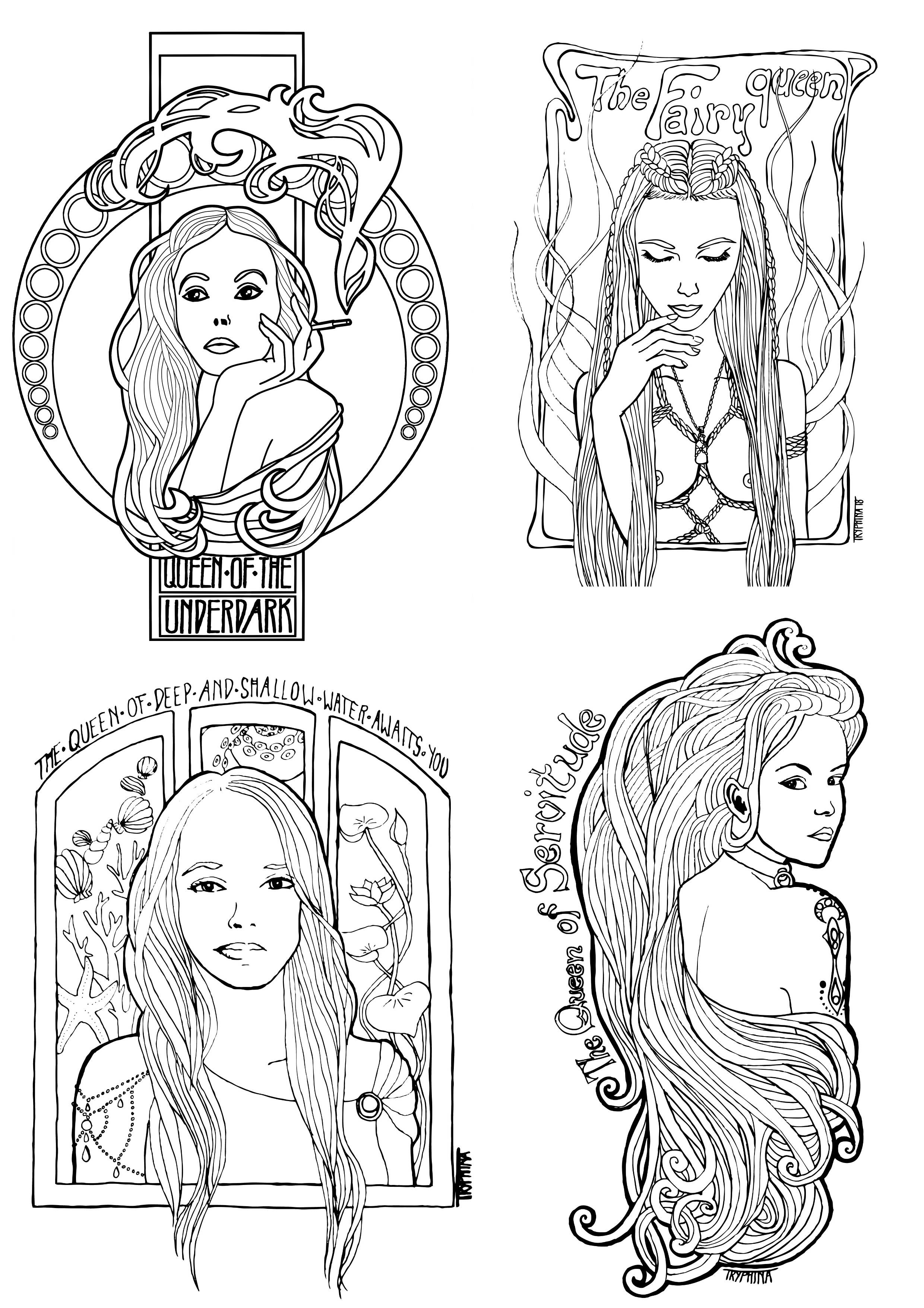queens collection